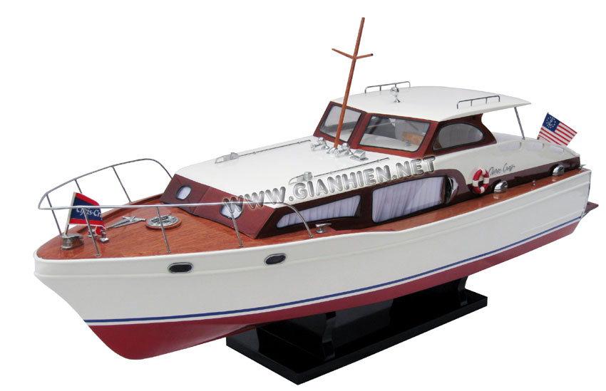 Half cabin wooden boat plans ~ Plans for boat
