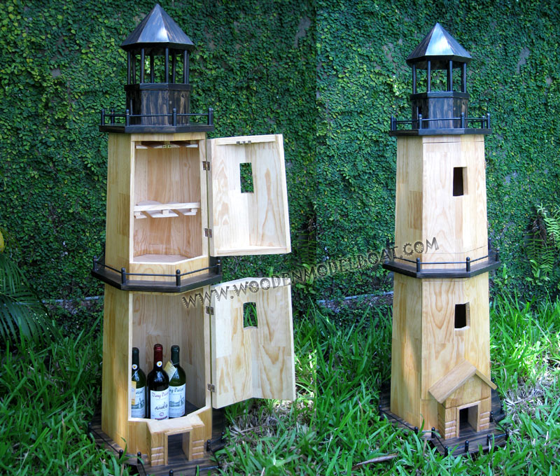 Lighthouse With Wine Bar